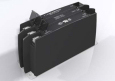 Compact low-leakage filters with innovative plastic design from Schaffner