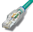 Phoenix Contact's full range of Ethernet cabling solutions for FO and copper (also M12 D-coded)