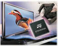 STMicroelectronics introduces the world's first 3.4Gb/s active HDMI V1.3 equalizer