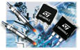 STMicroelectronics' latest IGBT series is the market's smallest range of high-performance pencil-coil electronic-ignition drivers