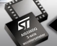 MEMS accelerometer from STMicroelectronics boosts price-performance for automotive systems and industrial applications