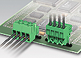 Phoenix Contact's space saving PCB connectors for the buildings industry