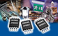 LED driver family from Diodes Inc. cuts component overhead