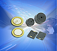 Murata piezo sound components offer low profile and low current solution