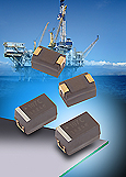 Rugged SMD tantalum capacitors from AVX target harsh environments up to 200°C