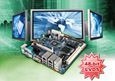 Avalue's 48-bit LVDS supported Mini-ITX motherboard delivers optimal performance with lowest energy waste