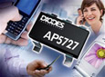 Diodes announces a boost converter for the bias voltage of small size OLED and LCD displays
