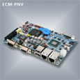 Avalue announces 3.5-Inch embedded board, ECM-PNV featuring the new dual core Intel® Atom™ processor D510