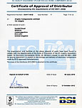Anglia qualifies for the supply of IECQ CECC accredited components