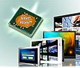 Avalue industrial Panel PCs support Intel® Atom™ D525 dual core processors