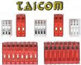 Taicom expands their Modular connector range to include IDC housings