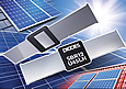 Diode Incorporated's low profile rectifier simplifies solar panel design
