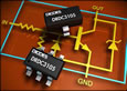Integrated relay driver from Diodes Inc simplifies the switching of inductive loads