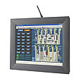 Advantech introduces new 6 inch and 15 inch Automation Control Panels with communication and field-bus capabilities