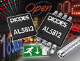 Compact linear LED driver from Diodes Incorporated suits low-current lighting systems
