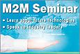 FREE one-day M2M Seminar