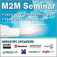 Industry Leaders to present at Anglia M2M Seminar