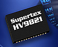 LED driver from Supertex drives a single low current LED across wide input voltage range