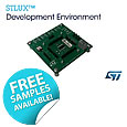 Jumpstart high-performance digital-lighting designs with STLUX development platform from STMicroelectronics