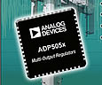 Analog Devices introduces efficient, reliable PMU for complex integrated power solutions required by advanced software-defined radio and FPGA applications