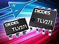 Diodes Incorporated has introduced the TLV271 single channel, rail-to-rail output op-amp. A drop-in replacement for alternative industry standard parts, the op-amp enables designers to make full use of the entire supply voltage operating range.