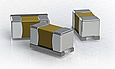 Murata has announced the ZRB series of monolithic ceramic capacitors (MLCC) packaged on an interposer substrate designed specifically to reduce acoustic 'squealing' noise typically induced by mechanical vibration of the capacitor.