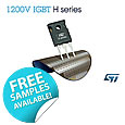 Advanced 1200V IGBTs from STMicroelectronics last longer, save more energy