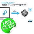 The STM32Cube code generator/configurator, which also includes software libraries, now fully supports STM32 F0 and F3 microcontrollers. Developers using these MCU series can benefit from the advantages of this all-in-one software offer.