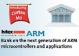 Bank on the next generation of ARM microcontrollers and applications