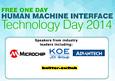 FREE One Day Human Machine Interface Technology Day 2014