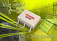 Toshiba Electronics Europe has announced a new small package size, high-current (3.3A max.) photorelay - the TLP3107.
