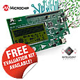 Introducing the PIC24F GC Microcontroller with High Resolution Analog, LCD and USB from Microchip