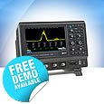 The WaveSurfer 3000 oscilloscopes from Teledyne LeCroy feature the MAUI Advanced User Interface with a 10.1 inch colour touch screen display helping to simplify and shorten debug time with prices starting from just £2533.