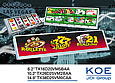 KOE TFT displays enable dynamic customisation and enhanced interactive features