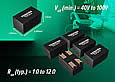Toshiba has expanded its range of photorelays with the addition of four ultra-small devices. TLP3475 and TLP3440 have been designed to deal with high frequency signals, while TLP3417 and TLP3420 are designed to deal with high voltages.