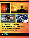 The High Temperature Applications guide provides engineers with detailed information about the various passive component solutions that AVX specifically designs, manufactures, and qualifies for exceptional performance in high temperature applications.