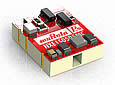 Murata 1 W DC-DC converter 35 percent smaller height profile and 50 percent lower price