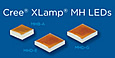 Building on XLamp® MH family of LEDs, Cree has introduced the XLamp MHD-E and MHD-G LEDs, the high-power LEDs that combine the high lumen density and reliability of a ceramic chip-on-board LED with the design advantages of a surface-mount package.