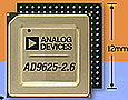 2.6-GHz A/D converter in high-reliability package meets specific sample rate and dynamic range requirements of Aerospace/Defense applications