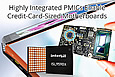 Intersil announces industry's most highly integrated power management ICs for Ultrabooks and Tablets