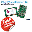 Extensible STM32F7 Discovery Kit revealed, leveraging ARM® mbed and Arduino ecosystems to bring smartest STM32 to the masses