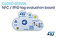 New evaluation board from STMicroelectronics simplifies NFC deployment in Wearables, IoT, Smart Cities, and other emerging applications