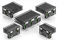 Fischer Elektronik has expanded its comprehensive product range with additional extruded heat sinks for PCB mounting.