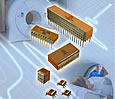 AVX introduces a new RoHS-compliant series of high voltage stacked SMPS capacitors