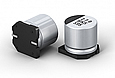 Panasonic new FKS series aluminium electrolytic capacitors delivers more capacitance while reducing can size