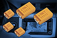 AVX introduces a new series of conductive polymer chip capacitors for demanding Automotive applications