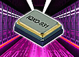 The new IQXO-931 series clock oscillator launched by IQD offers excellent low phase jitter of less than 0.5ps rms max (over 12kHz to 20MHz) irrespective of which output is specified.