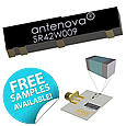 Antenova responds to demand for 802.11/ac Wi-Fi antennas as IPTV, Set-Top Box and content streaming manufacturers move up to 5GHz
