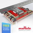 Murata has announced new additions to their MGJ6 series of isolated 6 Watt dual output DC-DC converters from Murata Power Solutions.
