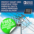 Analog Devices has released a data acquisition system (DAS) that enhances smart grid equipment monitoring in order to protect equipment from harmful system faults and improve power delivery to residences and businesses.
